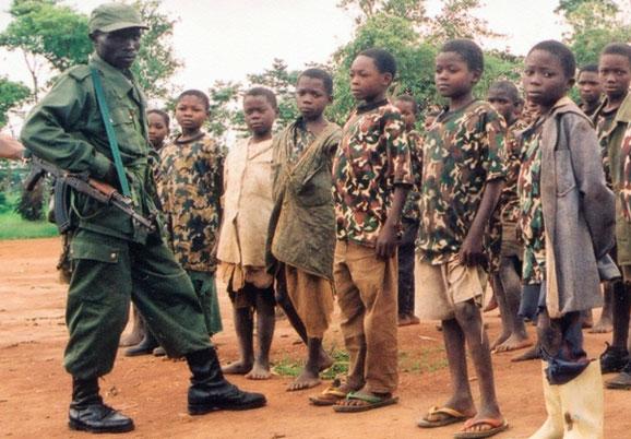 liberación niños