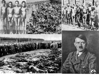 la locura de hittler, genocidio nazi